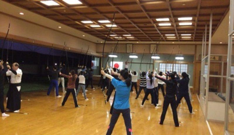 弓道教室(中級コース)
